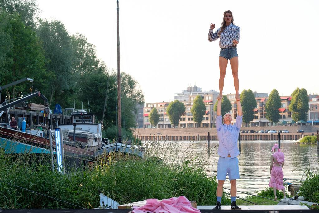 Zomerborrel met Cirque de la Liberté